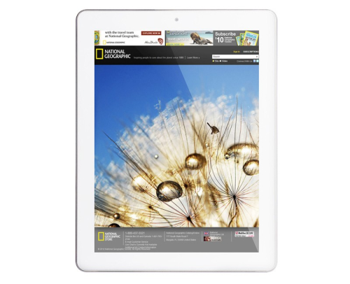 Onda Tablet V972, a product that has come a long way.