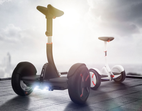 "Segway Creates A Safer ""Hoverboard"" With The MiniPro"