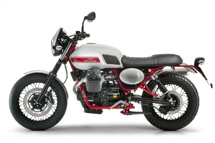 Moto Guzzi V7 II Stornello - FIRST RIDE REVIEW