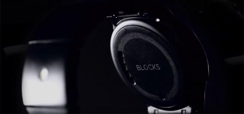 Blocks modular smartwatch goes up for preorder