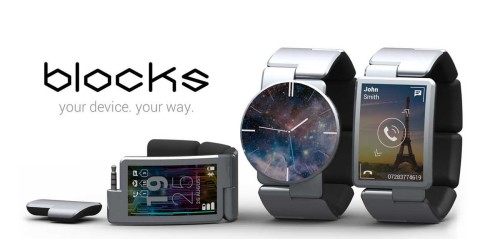 Here's your chance to see the Blocks modular smartwatch in action
