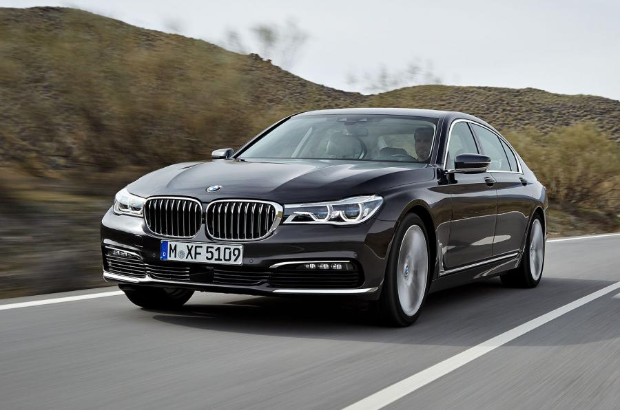 Diesel BMW 7 Series Won't Be Sold in US, Company Confirms | GearOpen