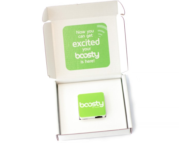 Boosty review : Banish broadband outage with this mini mobile-connected router