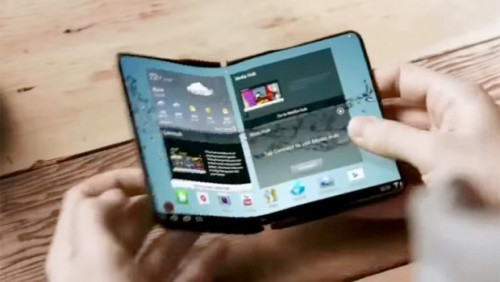 Samsung may launch smartphones with foldable displays in 2017