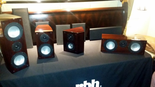RBH Sound Signature SV Series Speakers and Subwoofers Preview