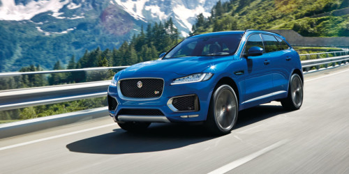 First Drive : Jaguar's Supercharged F-Pace Sport Crossover