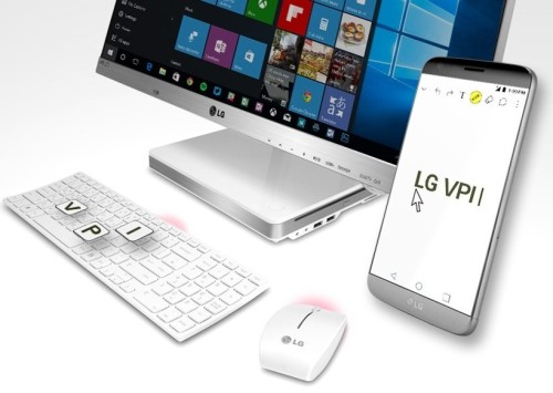 LG VPInput lets you control your LG flagship from your PC