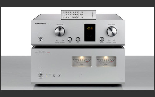 Luxman C-700u/M-700u review
