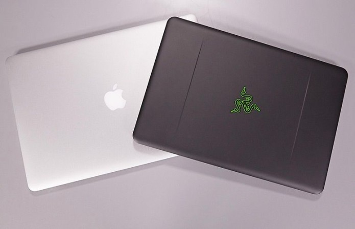 Razer Blade vs. MacBook Pro : Face-Off