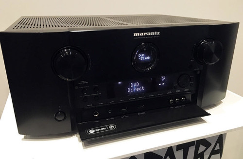 Marantz unveils 2016 home cinema line-up