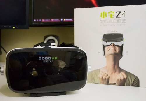 BoboVR Z4 by Xiaozhai an Affordable Virtual reality helmet that will immerse you right away into the world of VR