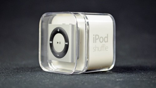 Apple iPod Shuffle review: