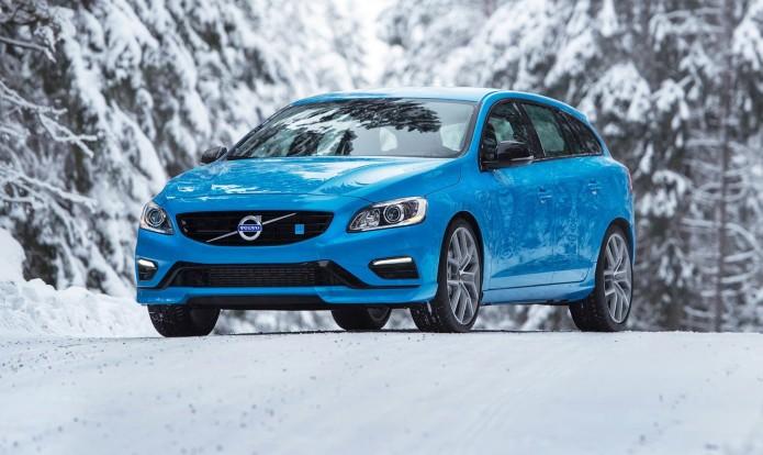 2016 Volvo V60 Polestar T6 Review – Swedish mettle