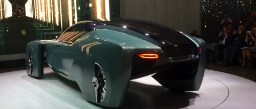 Rolls-Royce Vision Next 100 concept – A deeper look into the car [Video]