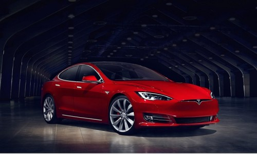 Tesla Model S Can Float, For Short Periods : Musk (Video)