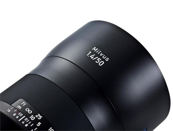 Zeiss Milvus 50mm f/1.4 Lens Gets DxOMarked