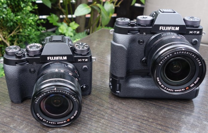 Fujifilm X-T2 Hands-On Preview