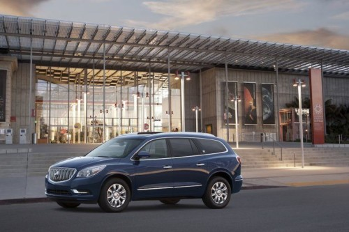 Buick Enclave vs. GMC Acadia: Buy This, Not That