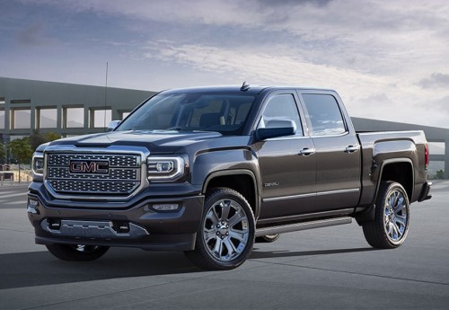 2016 GMC Sierra Denali Review : The Cadillac of Trucks