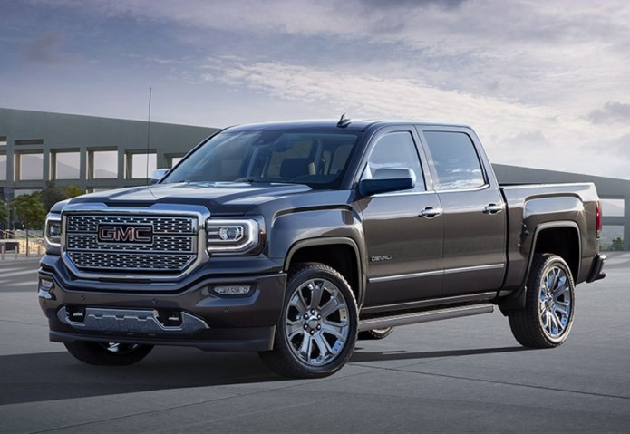 2016 Gmc Sierra Denali Review The Cadillac Of Trucks