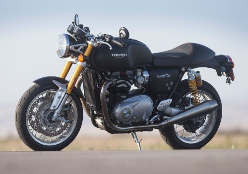 2016 Triumph Thruxton R – RIDE REVIEW