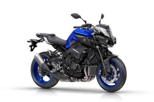 2017 Yamaha FZ-10 First Ride Review