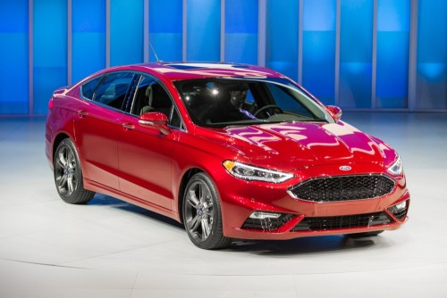 Will the 2017 Ford Fusion Sport Be the Next Great Sport Sedan?