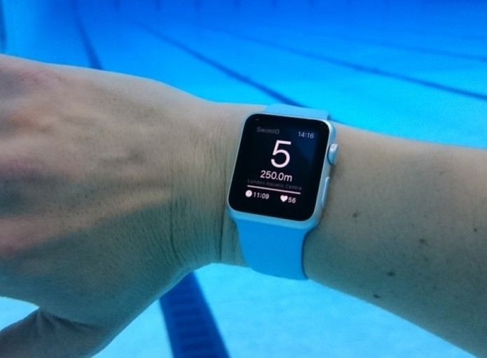 And finally : Waterproof Apple Watch 2 to sport GPS and new screen tech