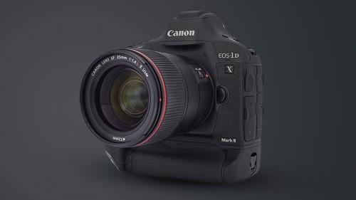 Canon EOS-1D X Mark II field test