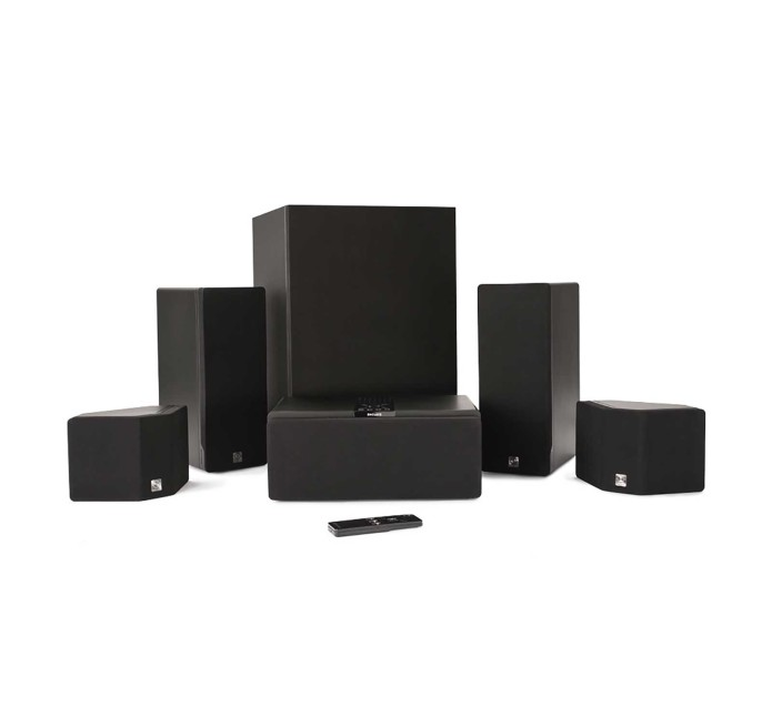 Enclave-Audio-CineHome-HD-5-1chan-Wireless-Theater-Contents