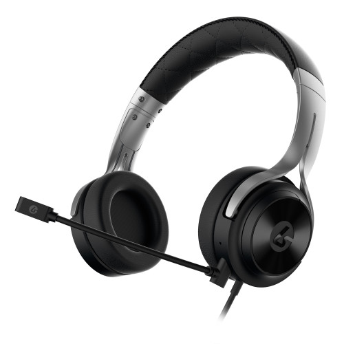 LucidSound's new LS20 gaming headset is surprisingly stylish (hands-on)