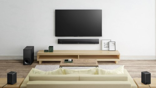 Sony HT-NT5 Soundbar review