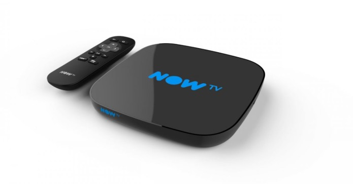 NOW TV Smart box with remote-1200-80