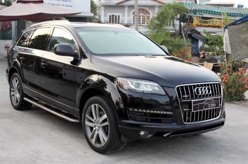 Audi Q7 3.0T Quattro Review: An Understated Sensation
