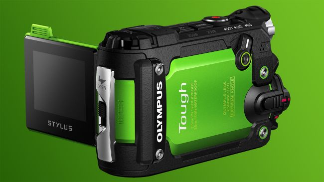 Olympus Stylus Tough TG-Tracker 2-650-80