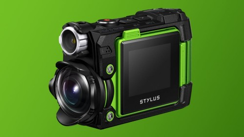 Olympus TG-Tracker review