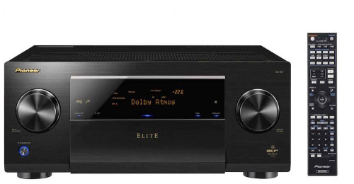 Pioneer Elite SC-95 A/V Receiver Review