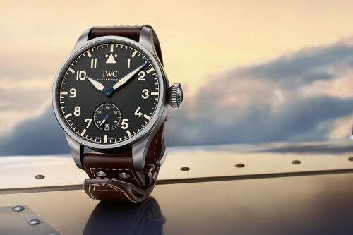 IWC Big Pilot's Heritage Watch 55 Hands-On
