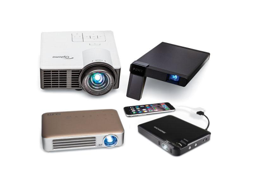 Putting a Big Picture in a Remarkably Small Pocket: 4 Mini Projectors Reviewed