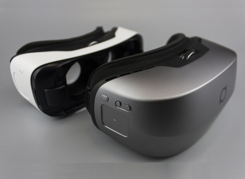 Deepoon M2 All-In-One Vs Samsung Gear : VR Gear Review