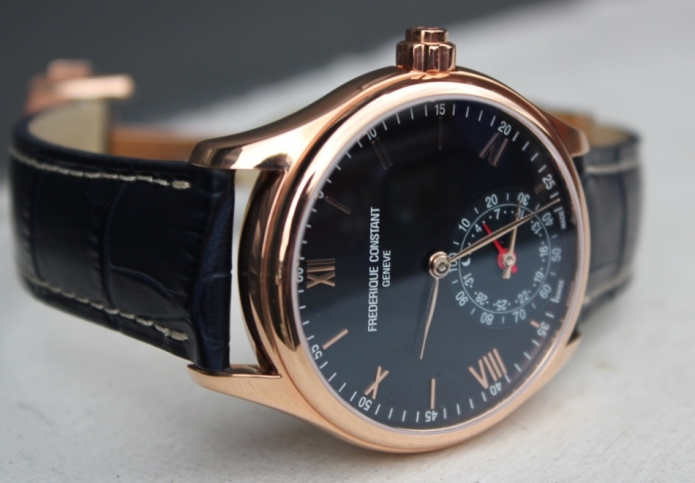 Frederique Constant Horological Smartwatch Worldtimer review