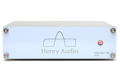 Henry Audio USB DAC 128 MkII review