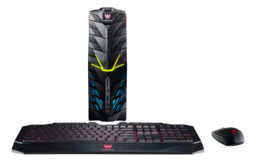 Acer Predator G1 Review : Small Gaming Stunner