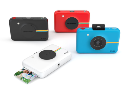 Polaroid Snap Instant Digital Camera Review : Fun for Kids of All Ages