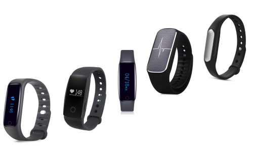 Best 5 Fitness Trackers/Smart Bands under $20