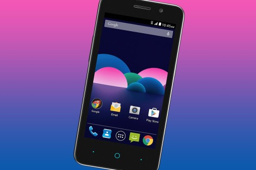 ZTE Obsidian Review : Price Is Right, Battery Isn't