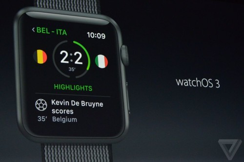 Apple watchOS 3 release date, news and features