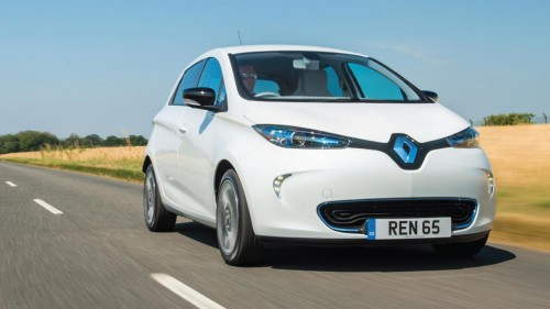 Renault Zoe review: Electrical engineering
