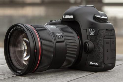 Canon EOS 5D Mark IV Registered Online