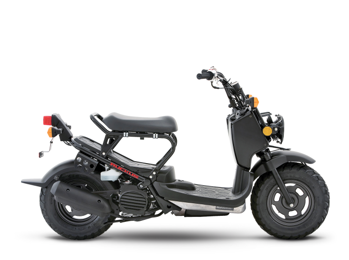 "Honda Ruckus vs. The Dragon : How far can you push the ""Slow Bike, Fast"" concept?"